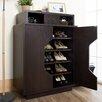 Hokku Designs Rupee Shoe Cabinet