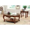 Hokku Designs Arias Coffee Table Set
