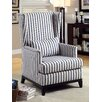 Hokku Designs Amory High Back Arm Chair