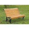 Hokku Designs Simply Slatted Outdoor Garden Bench