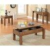 Hokku Designs Cabo Coffee Table Set