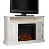 "Hokku Designs 48"" TV Stand & Electric Fireplace"