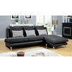 Hokku Designs Wrenmer Duotone Sectional