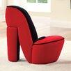 Hokku Designs Stiletto Heel Side Chair