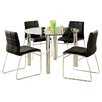 <strong>Narbo 5 Piece Dining Set</strong> by Hokku Designs