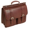 Siamod Manarola Signorini Leather Laptop Briefcase