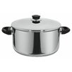 Magefesa Royal Stainless Steel Round Casserole