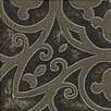 "<strong>Shaw Floors</strong> Lunar Listello Corner 2"" x 2"" Tile Accent in Graphite"