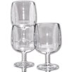 String Light Company Plastic Wine Glasses (Set of 12)