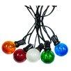 String Light Company 25 Multi Color Light Party String Light