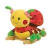 Rockabye Lulu Ladybug Rocker