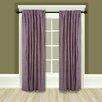 Ricardo Trading Chambray Tailored Curtain Panel