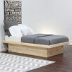 <strong>Gothic Furniture</strong> Platform Bed