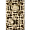 Eastern Rugs Opto Curves Area Rug