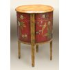 <strong>Burma Parrot End Table</strong> by HeatherBrooke Furniture