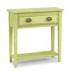 HeatherBrooke Furniture Pistachio Pudding Console Table
