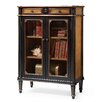 "42"" H Accent Bookcase with Two Doors"
