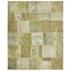 <strong>Annata Sage Patchwork Rug</strong> by Kosas Home