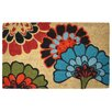 Kosas Home Margo Coir Doormat