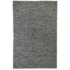 Kosas Home Zandra Soumak Charcoal Indoor/Outdoor Area Rug