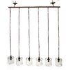Kosas Home Normandy 6 Light Chandelier