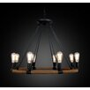 Kosas Home Nova 8 Light Chandelier