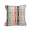 Kosas Home African Mod Siliana Print Stripes Pillow