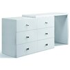 Scarlet 6 Drawer Dresser