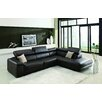 Creative Furniture Deon Right Facing Chaise Sectional Sofa