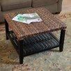 BirdRock Home Seagrass Coffee Table