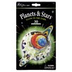 <strong>University Games</strong> Great Explorations Glow in Dark Planets and Stars (Set of 30)