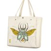 <strong>Sarah Watts</strong> Insect Shopping Tote