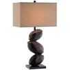 "Stein World Tobin 34"" H Table Lamp with Rectangle Shade"