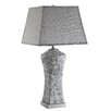"<strong>Stein World</strong> Benzie Buffet 30.25"" H Table Lamp with Square Shade"