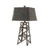 "Stein World Meadowhall 32"" H Table Lamp with Rectangle Shade"