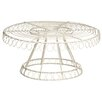 <strong>Classic Wire Traditional Footed Round Cake Stand</strong> by KitchenCraft