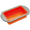 Master Class Smart Silicone 23cm x 13cm Rigid Support Loaf Pan with Sleeved
