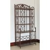 <strong>International Caravan</strong> Charleston 5-Tier Indoor/ Outdoor Bakers Rack