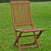 International Caravan Tivoli Folding Dining Side Chair