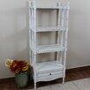 """International Caravan Windsor 55"""" Shelf Bookcase"""