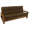 <strong>Premium Tapestry Cheetah Futon Slipcover</strong> by Blazing Needles