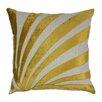 Blazing Needles Indian Sun Ray Throw Pillow