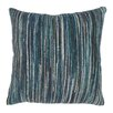 Blazing Needles Striped Pillow