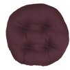 <strong>Blazing Needles</strong> 18-inch Papasan Footstool Cushion