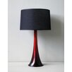 Flamingo Table Lamp with Linen Shade