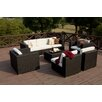 Caluco LLC Dijon Sectional with Cushions