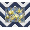 <strong>Obvious Place</strong> Magnolia Branches Photographic Print on Canvas in Multi