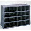 """<strong>23.88"""" H x 33.75"""" W x 12"""" D Opening Parts Bin Cabinet</strong> by Durham Manufacturing"""