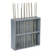 Durham Manufacturing Sturdy Steel Threaded Rod Rack