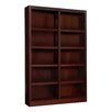 "Concepts in Wood Double Wide 72"" Bookcase"